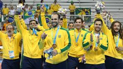 Brasil bate Argentina e leva ouro no handebol