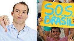PESQUISA: Brasileiros estão entre os mais pessimistas do