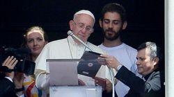 Faça como o papa Francisco: se inscreva pelo