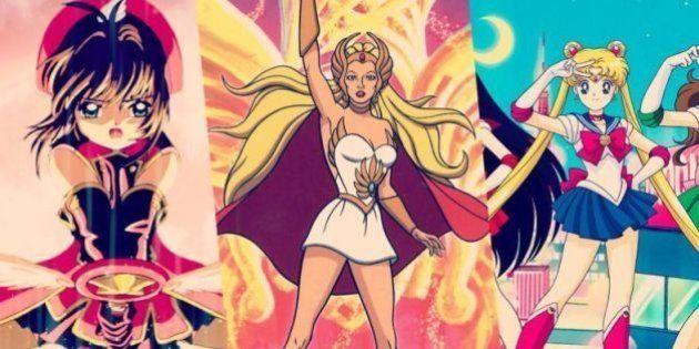 16 desenhos animados dos anos 90 que eram super