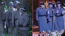 ASSISTA: Humorístico Zorra Total presta 'homenagem' aos coxinhas e viúvas da