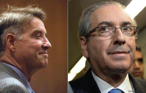 Eduardo Cunha recebeu propina de empresa de Eike Batista, diz