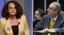 Luciana Genro alfineta Cunha: 'Contra família criminosa não tem estatuto