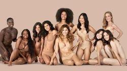 Marca de lingerie lança coleção nude para TODOS os tons de pele. E já não era sem
