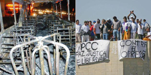 Estado de São Paulo fez acordo com PCC para cessar ataques de 2006, mostra