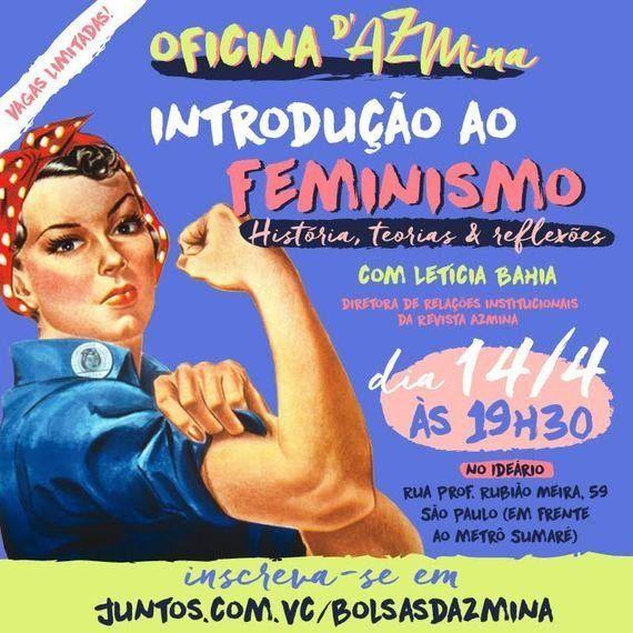 Quer aprender o bê-a-bá do feminismo? A gente