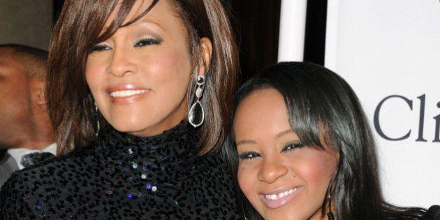 Bobbi Brown, filha de Whitney Houston e Bobby Brown, morre aos 22