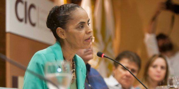Marina detona PMDB: 'Sócio desse governo, foi igualmente responsável por esta