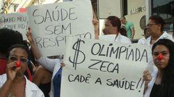 Vergonha: Saúde no Rio vive a pior crise da