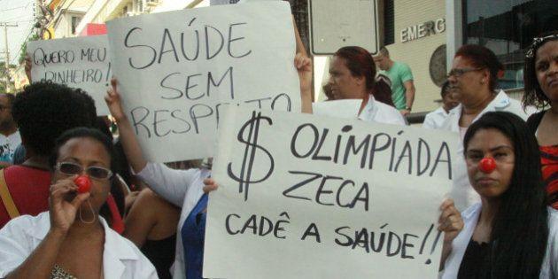 Situação de 24 hospitais do Rio de Janeiro é 'precária', dizem entidades