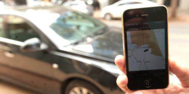 Belo Horizonte quer incorporar Uber a táxis em categoria de