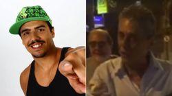 ASSISTA: 'Chico Buarque é um ídolo', diz rapper que xingou artista no