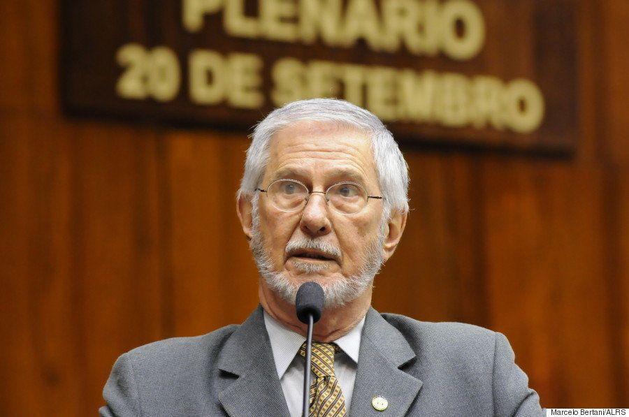 Desejo de protagonismo é o que uniu o PMDB para deixar o governo Dilma Rousseff, diz Ibsen Pinheiro,...