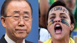 ONU teme que crise política no Brasil 'contamine' governos da