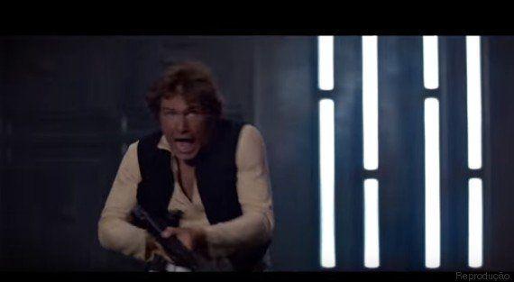 Jimmy Fallon coloca personagens de 'Star Wars' para cantar 'Stayin' Alive', dos Bee Gees