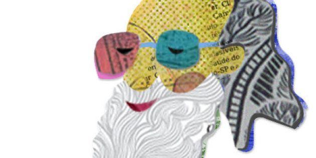Ilustração Paulo Freire para EaD do