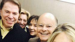 Saiba o que fez Silvio Santos e Edir Macedo toparem uma selfie