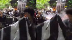 ASSISTA: PM abre fogo contra manifestante em ato do Ocupe Estelita em