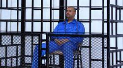 Filho de ditador líbio é condenado à morte por