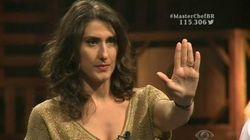 Paola Carosella responde a críticas de Lucas após bronca no