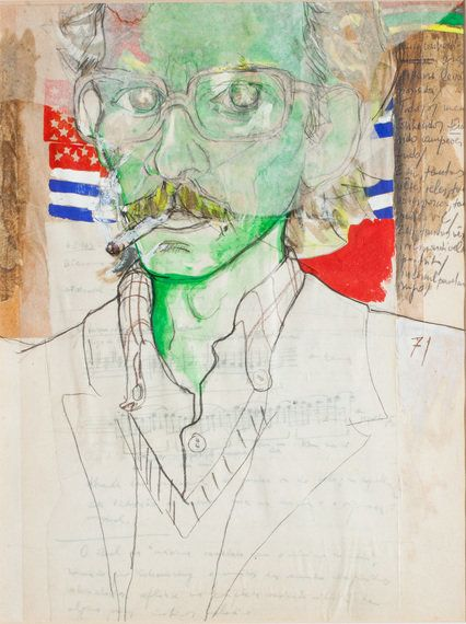Exposição revela obra inédita de artista assassinado por agentes da ditadura