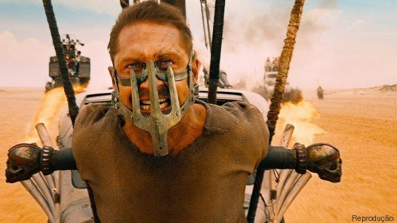Quentin Tarantino escolhe 'Mad Max: Estrada da Fúria' como seu filme favorito de