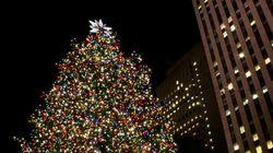 Luzes de Natal dos EUA gastam mais energia do que países por anos
