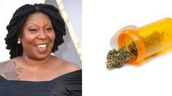 Whoopi Goldberg lança produtos à base de maconha para aliviar cólicas