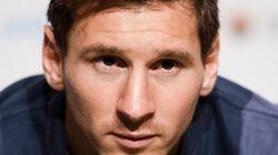 Ajude o Messi a encontrar um doador de medula óssea no