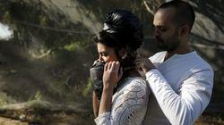 INUSITADO: Casal faz sessão de fotos em campo de