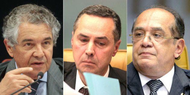 Justiça imparcial? Juízes e ministros do STF deixam claro