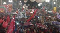 'Não vai ter golpe': 26 estados têm protestos a favor de manter governo