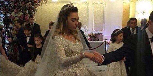 Casamento de um bilhão de dólares tem show de Jennifer Lopez e MUITA
