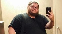 Após perder mais de 90 quilos, rapaz recebe presente incrível dos