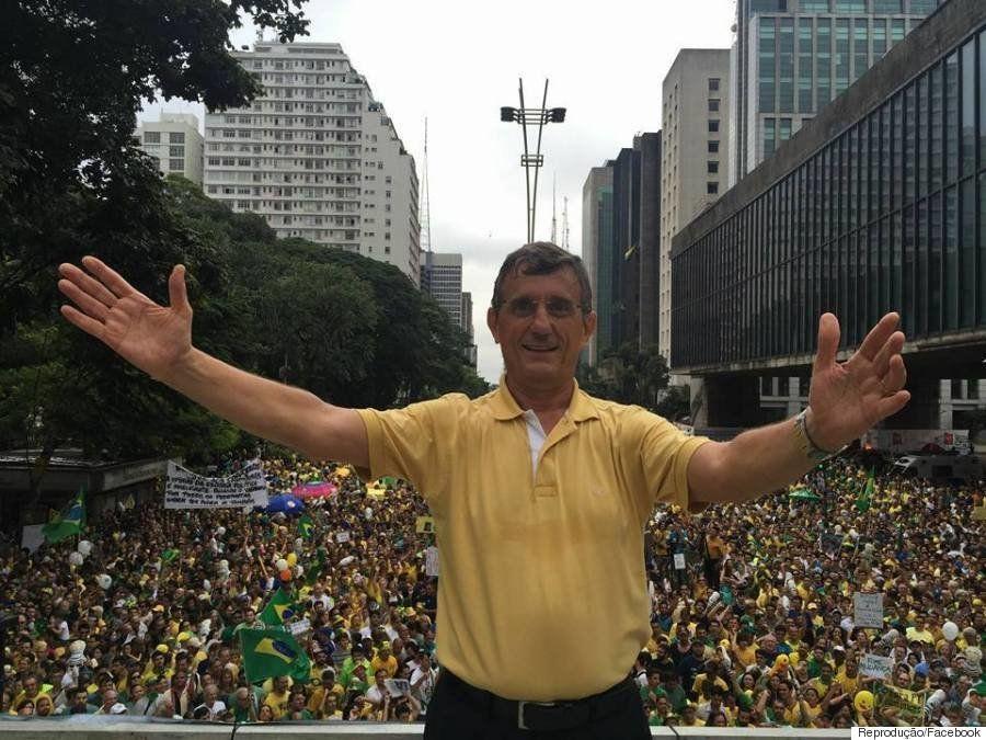 Peemedebista ironiza Renan e Requião, defende Temer e crava impeachment: 'Deputado tem medo da