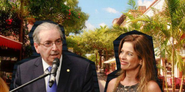 Nove dias e 150 mil reais: Como aproveitar Miami como Eduardo Cunha e Cláudia