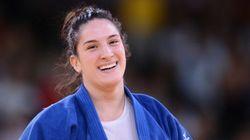 O sonho da judoca brasileira Mayra Aguiar é lutar contra Ronda no