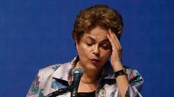 Dilma tem o menor índice de apoio na Câmara da era