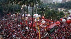DATAFOLHA: Protestos pró e contra o Impeachment têm perfis parecidos de