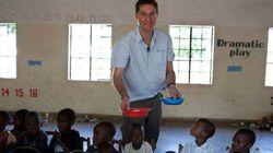Este escocês largou seu trabalho e hoje alimenta 1 milhão de crianças pelo