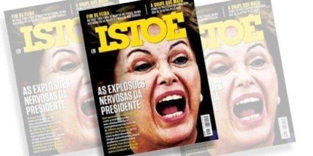 #IstoÉMachismo: Feministas repudiam capa da revista IstoÉ nas redes