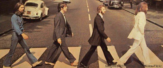 'Come Together' é a música dos Beatles mais ouvida no Spotify. 65% dos ouvintes têm menos de 34