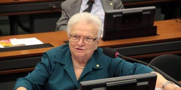 Luiza Erundina pode concorrer à prefeitura de SP pelo