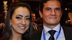 'Eu MORO com ele': esposa de Sérgio Moro cria página para agradecer apoio ao