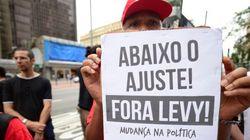 Frente Brasil Popular reúne 700 manifestantes em Belo