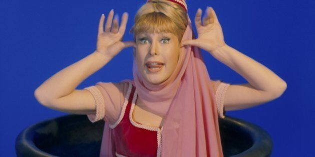 I DREAM OF JEANNIE -- Pictured: Barbara Eden as Jeannie -- Photo by: NBCU Photo