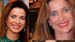 Mistério revelado: O que os olhos bem abertos de Cláudia Cruz