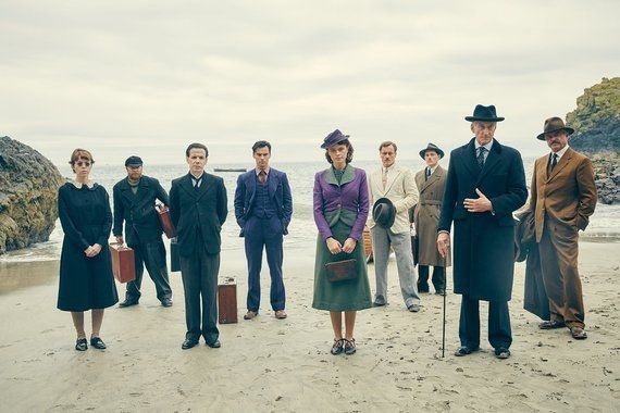 'E não sobrou nenhum', da BBC, é melhor adaptação de Agatha Christie para a