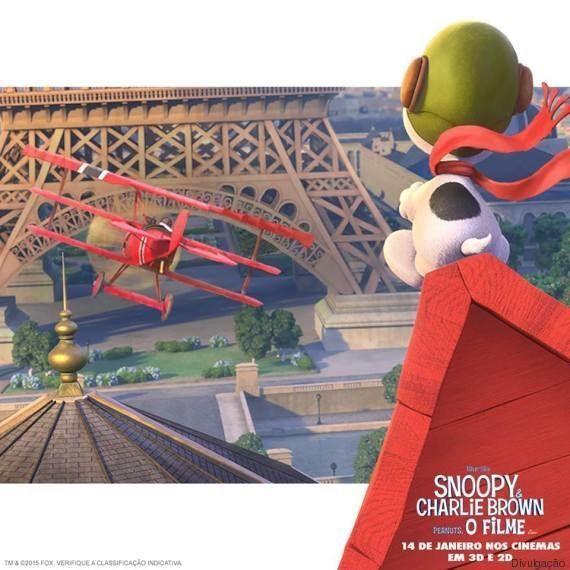 ASSISTA: Animação 3D de Snoopy & Charlie Brown chega aos