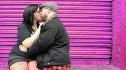 Essas fotos querem ajudar a desmistificar o tabu em cima do 'corpo gordo'